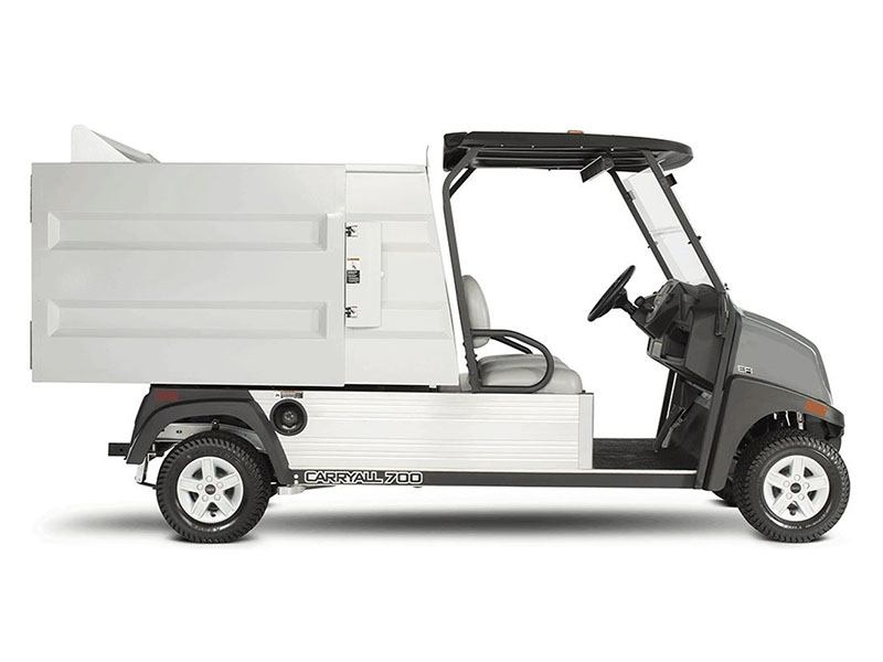2019 Club Car Carryall 700 Refuse Removal Gas in Lakeland, Florida - Photo 4