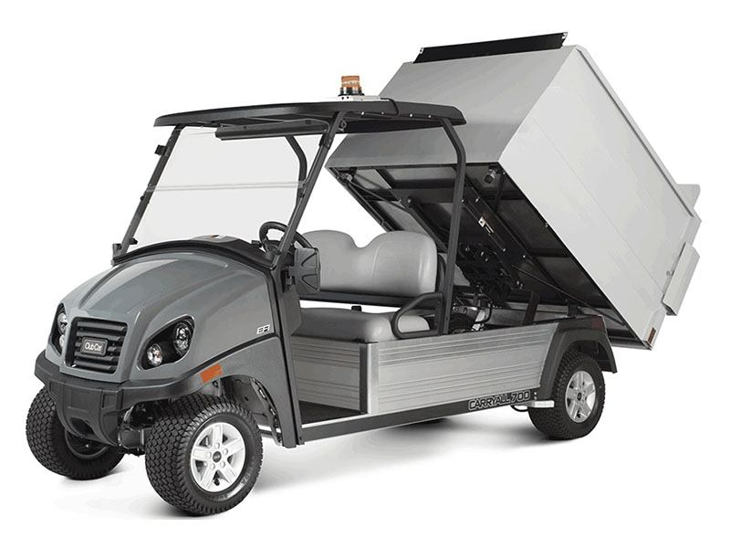 2019 Club Car Carryall 700 Refuse Removal Gas in Kerrville, Texas