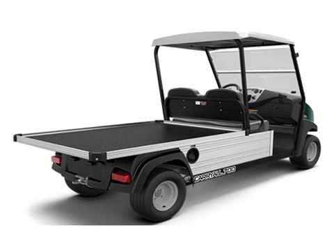 2019 Club Car Carryall 700 Refuse Removal Gas in Lakeland, Florida - Photo 2