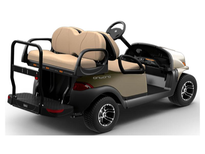 2019 Club Car Onward 4 Passenger Electric in Bluffton, South Carolina - Photo 2