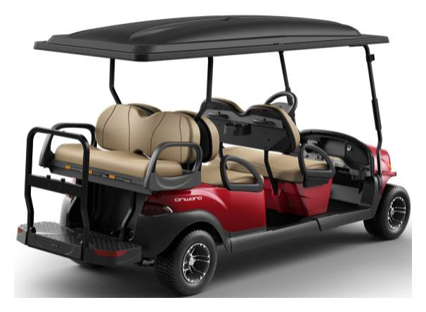 2019 Club Car Onward 6 Passenger Electric in Aulander, North Carolina - Photo 2
