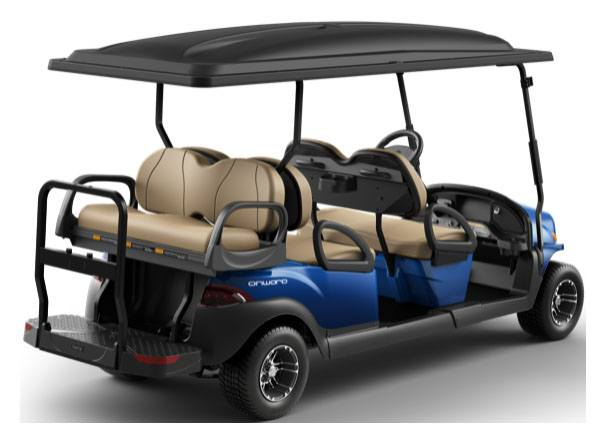 2019 Club Car Onward 6 Passenger Electric in Kerrville, Texas - Photo 2