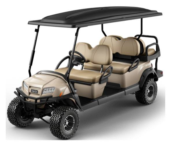 2019 Club Car Onward Lifted 6 Passenger Gas in Aulander, North Carolina - Photo 1