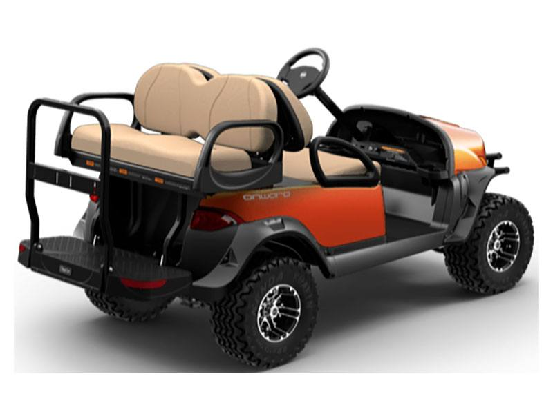 2019 Club Car Onward Lifted 4 Passenger Electric in Bluffton, South Carolina - Photo 2