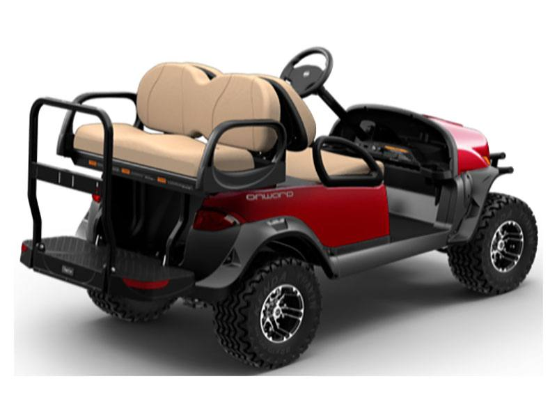 2019 Club Car Onward Lifted 4 Passenger Electric in Panama City, Florida - Photo 2