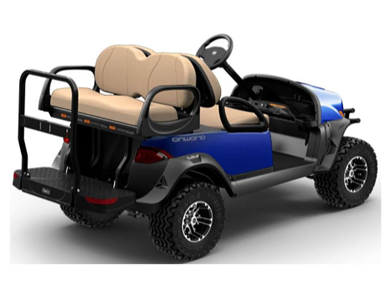 2019 Club Car Onward Lifted 4 Passenger Gasoline in Otsego, Minnesota