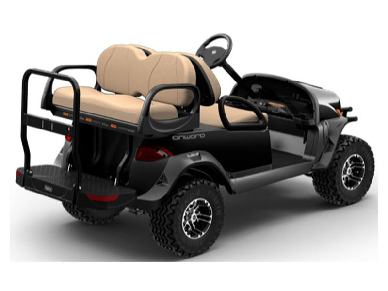 2019 Club Car Onward Lifted 4 Passenger Gasoline in Bluffton, South Carolina