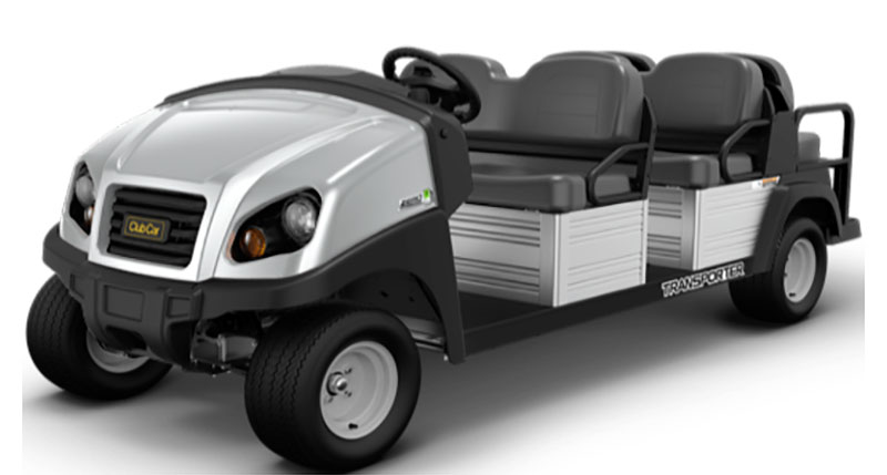 2019 Club Car Transporter 6 Passenger Electric in Aitkin, Minnesota