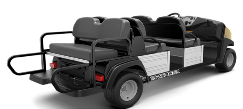 2019 Club Car Transporter 6 Passenger Gas in Aitkin, Minnesota