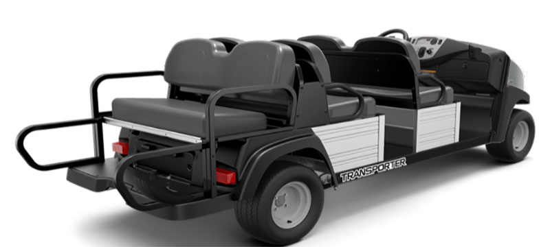 2019 Club Car Transporter 6 Passenger Gas in Otsego, Minnesota