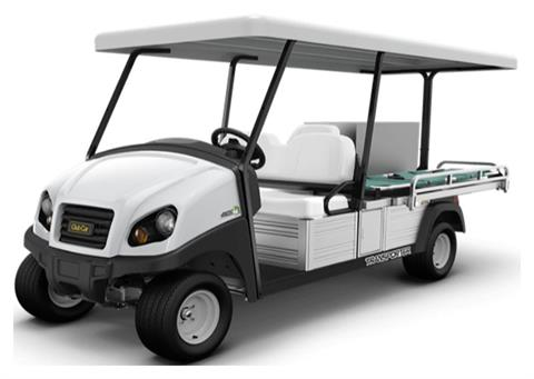 2019 Club Car Transporter Ambulance Electric in Aulander, North Carolina