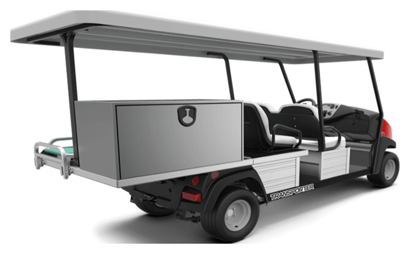 2019 Club Car Transporter Ambulance Electric in Aitkin, Minnesota