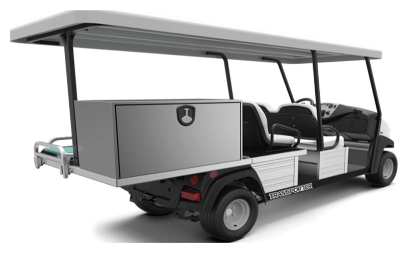 2019 Club Car Transporter Ambulance Electric in Bluffton, South Carolina