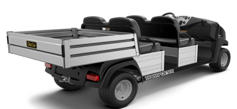 2019 Club Car Transporter 4 Passenger Gas in Bluffton, South Carolina