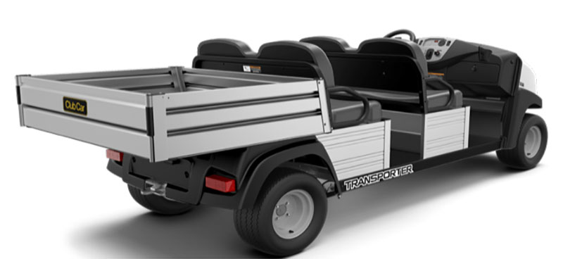 2019 Club Car Transporter 4 Passenger Gas in Kerrville, Texas