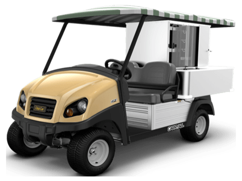 2019 Club Car Café Express (Gas) in Otsego, Minnesota