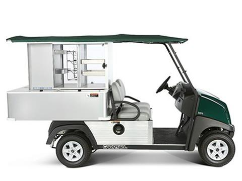2019 Club Car Café Express (Gas) in Lakeland, Florida