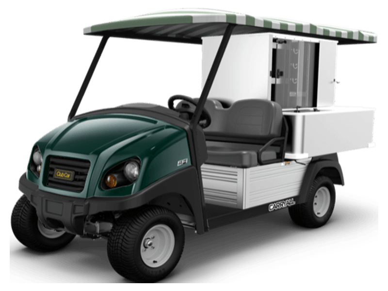 2019 Club Car Café Express (Gas) in Bluffton, South Carolina - Photo 1
