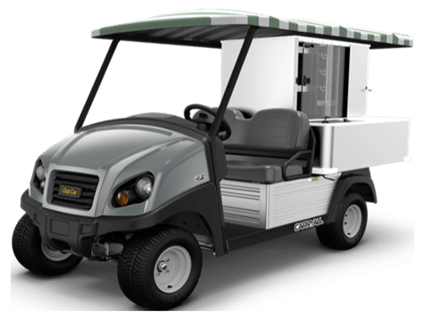 2019 Club Car Café Express (Gas) in Kerrville, Texas