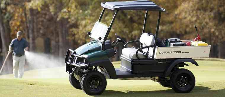 2019 Club Car Carryall 1500 2WD TURF in Lakeland, Florida - Photo 2