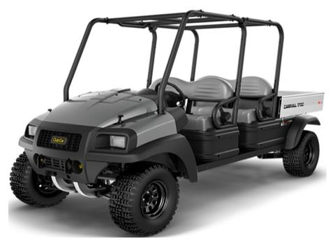 2019 Club Car Carryall 1700 4WD Gasoline in Aulander, North Carolina