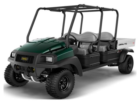 2019 Club Car Carryall 1700 4WD Gasoline in Bluffton, South Carolina