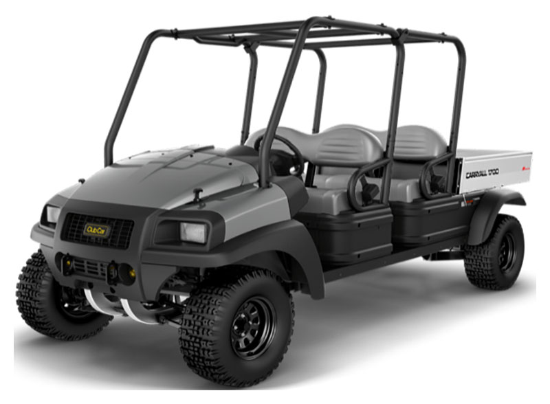 2019 Club Car Carryall 1700 4WD Gasoline in Aulander, North Carolina - Photo 1