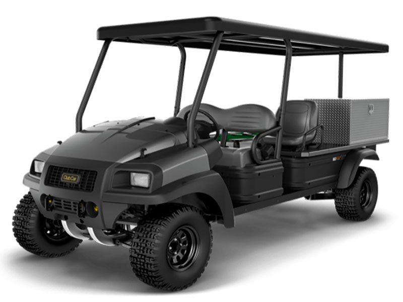 2019 Club Car Carryall 1700 Ambulance 4WD Gasoline in Aulander, North Carolina - Photo 1