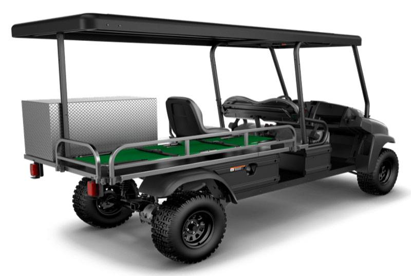 2019 Club Car Carryall 1700 Ambulance 4WD Gasoline in Aulander, North Carolina - Photo 2