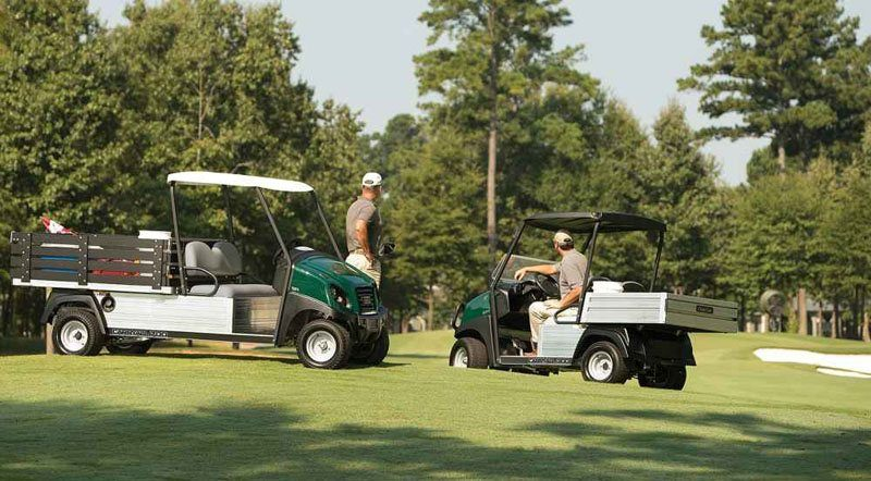 2019 Club Car Carryall 300 Turf Electric in Bluffton, South Carolina - Photo 3