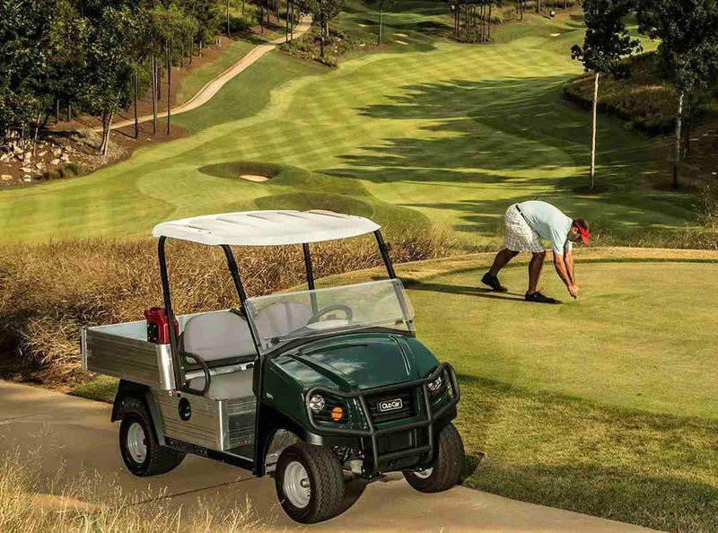 2019 Club Car Carryall 500 Turf Electric in Bluffton, South Carolina - Photo 3