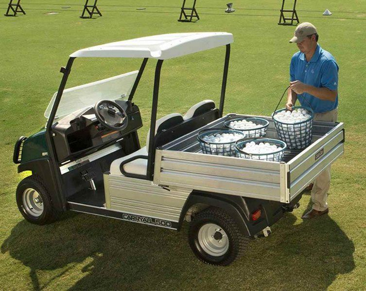 2019 Club Car Carryall 500 Turf Gasoline in Kerrville, Texas - Photo 2