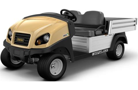 2019 Club Car Carryall 500 With PRC (Electric) in Lakeland, Florida - Photo 1