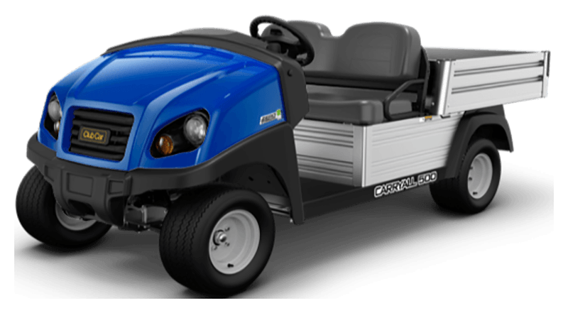 2019 Club Car Carryall 500 With PRC (Electric) in Aitkin, Minnesota
