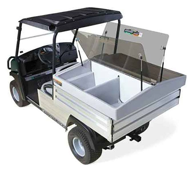 New 2019 Club Car Carryall 500 With Prc Electric Utility