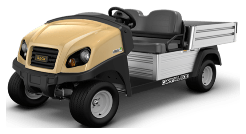 2019 Club Car Carryall 500 With PRC (Gas) in Lakeland, Florida - Photo 1