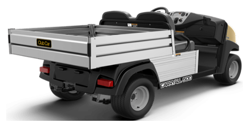 2019 Club Car Carryall 500 With PRC (Gas) in Lakeland, Florida - Photo 2
