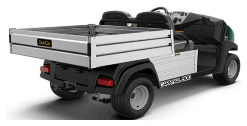 2019 Club Car Carryall 500 With PRC (Gas) in Kerrville, Texas - Photo 2