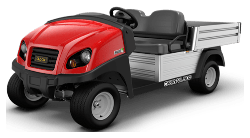 2019 Club Car Carryall 500 With PRC (Gas) in Aulander, North Carolina - Photo 1