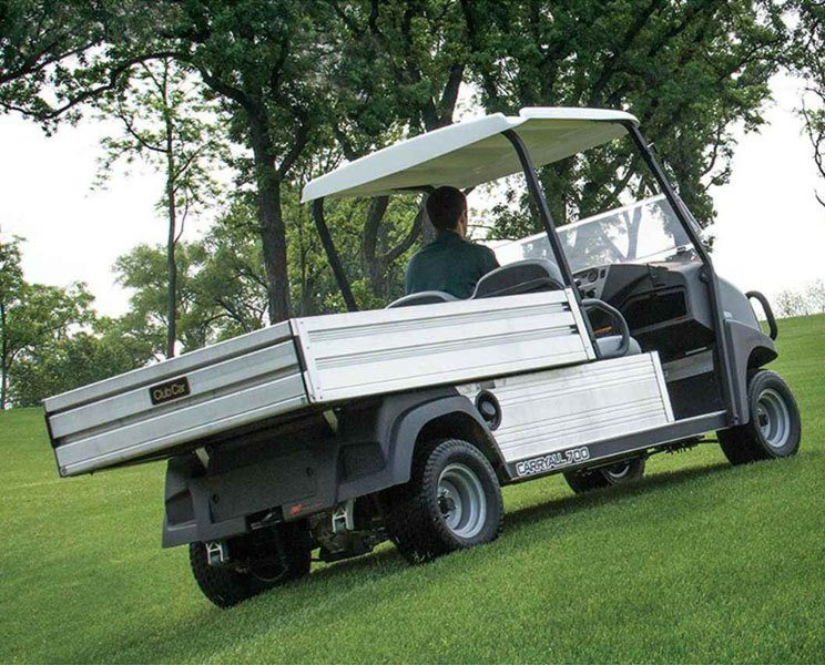2019 Club Car Carryall 700 Turf Gasoline in Bluffton, South Carolina - Photo 2