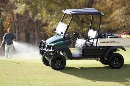2020 Club Car Carryall 1500 2WD (Gas) in Lakeland, Florida - Photo 4