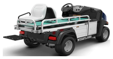2020 Club Car Carryall 300 Ambulance Electric in Aulander, North Carolina - Photo 2