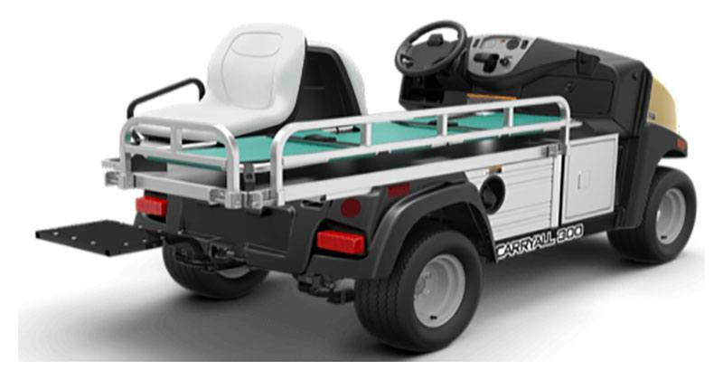 2020 Club Car Carryall 300 Ambulance Gas in Aulander, North Carolina - Photo 2