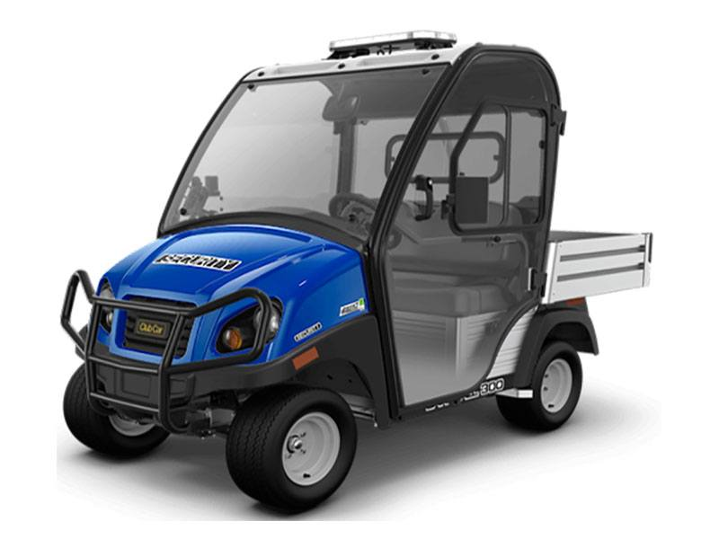 2020 Club Car Carryall 300 Security Electric in Aulander, North Carolina - Photo 1