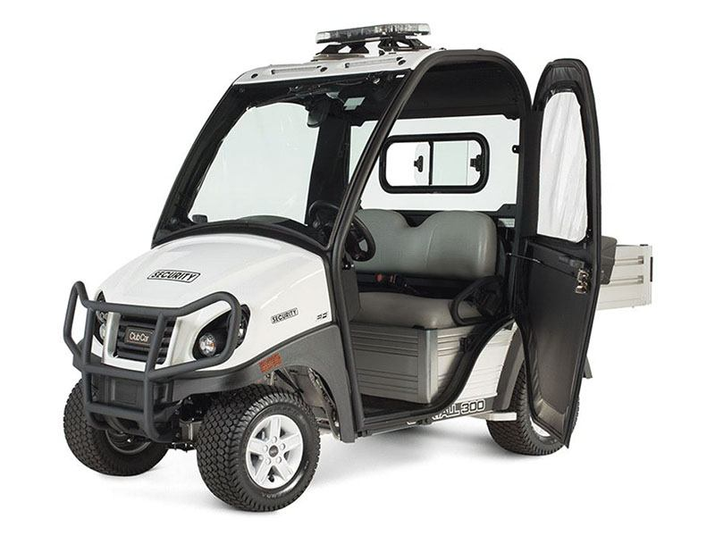 2020 Club Car Carryall 300 Security Electric in Aulander, North Carolina - Photo 3