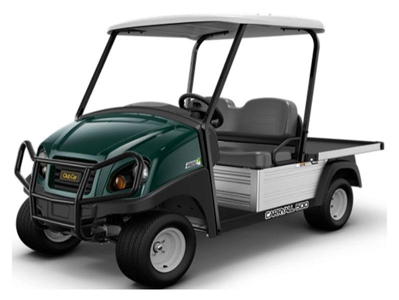 2020 Club Car Carryall 500 Facilities-Engineering with Tool Box System Electric in Bluffton, South Carolina - Photo 1