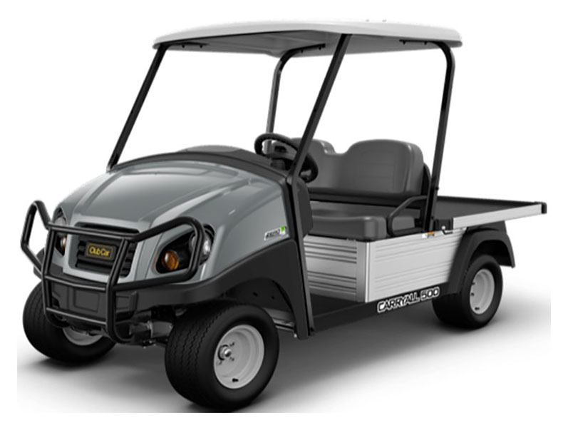 2020 Club Car Carryall 500 Facilities-Engineering with Tool Box System Electric in Aulander, North Carolina - Photo 1