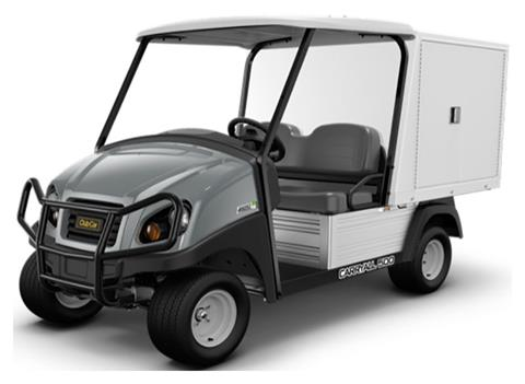 2020 Club Car Carryall 500 Facilities-Engineering with Van Box System Electric in Aulander, North Carolina