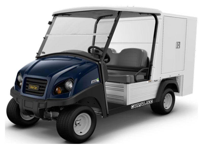 2020 Club Car Carryall 500 Housekeeping Electric in Aulander, North Carolina - Photo 1