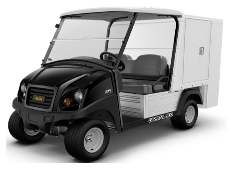 2020 Club Car Carryall 500 Housekeeping Gas in Lakeland, Florida - Photo 1